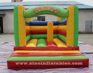 4x3 meters indoor kids inflatable bouncy castle