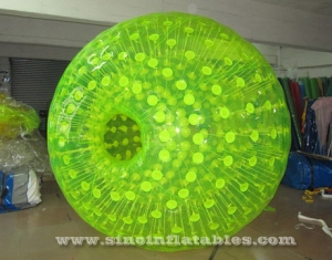 TPU inflatable zorb rolling ball for kids and adults