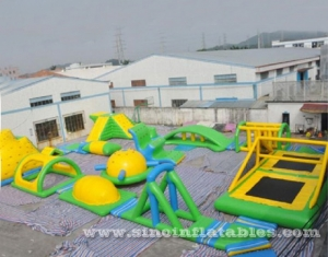 custom design giant adults inflatable water park