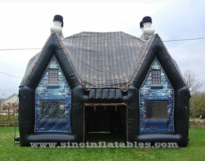 giant inflatable irish pub tent