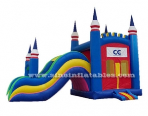 3in1 commercial inflatable combo