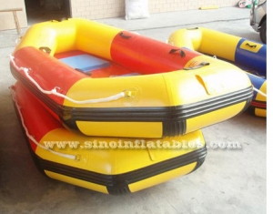 2 persons inflatable drift boat