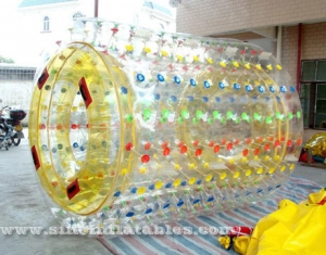 Kids and adults water roller inflatable water cylinder
