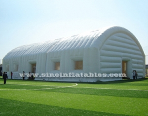 multifunctional white giant inflatable marquee