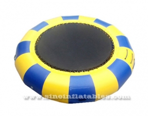 kids N adults inflatable water trampoline without springs