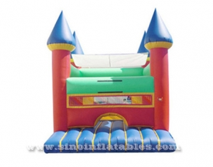 kids small castle bounce house