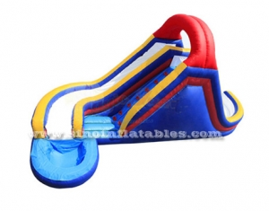 Spiral Inflatable Water Slide For Sales