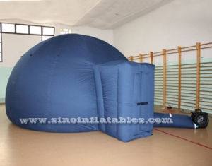 small starlab inflatable planetarium dome tent
