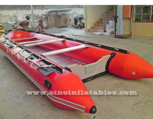 12 persons inflatable zodiac boat