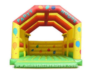 big party house inflatable jumping castle