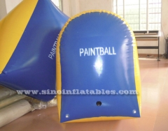 Tombstone inflatable paintball bunker obstacle