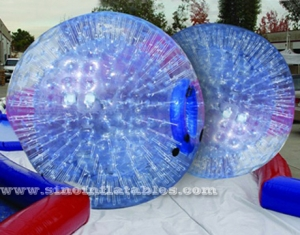 Best clear PVC inflatable human hamster ball