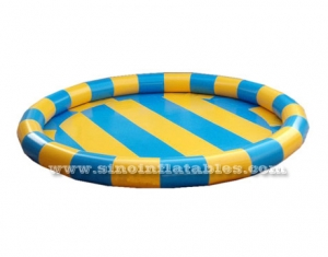 kids big inflatable pool