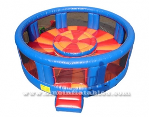 inflatable fighting arena