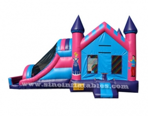 Princes N princess inflatable combo