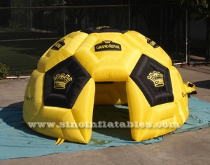 grand royal ceremony inflatable tent