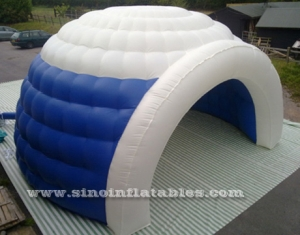 bird nest trade show inflatable tent