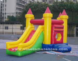 kids colorful inflatable bouncer