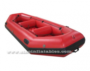 4 persons inflatable drifting boat