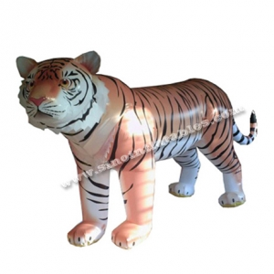 lively advertising inflatable tiger