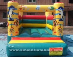 Seaworld kids indoor inflatable jumping castle