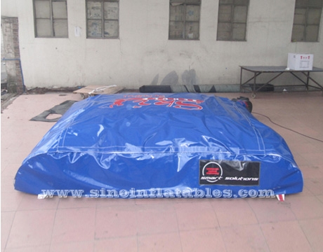 inflatable stunt jumping air bag