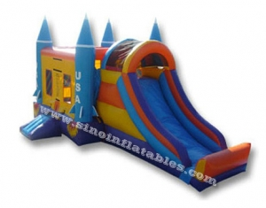 5in1 commercial grade inflatable combo game