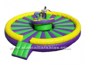 kids N adults UFO inflatable fighting arena