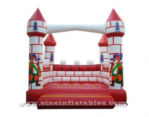 Custom made backyard guard inflatable jumping castle with blower