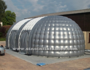 big bubble inflatable dome tent