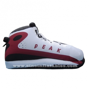 advertising inflatable model shoes of Peak