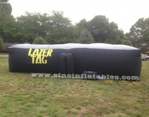 inflatable laser tag arena