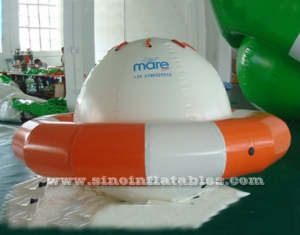 kids N adults inflatable water spinner