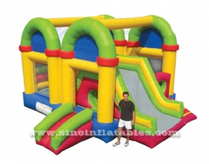 kids big inflatable bouncy castle for sale