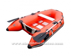 2 persons inflatable speed boat