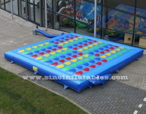inflatable twister mattress