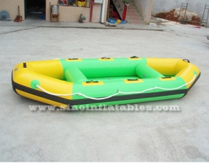 4 persons inflatable drift boat