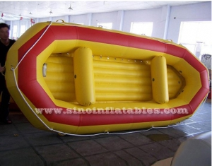 6 persons inflatable river drift boat