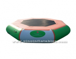 kids N adults inflatable trampoline without springs