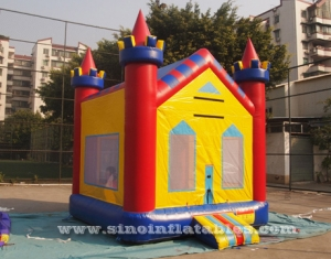 13x13 kids dream castle bounce house