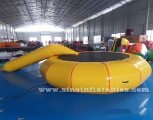 3 mts Dia. kids inflatable water trampoline