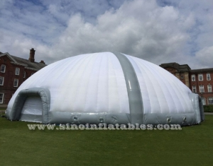 20 meters Dia. round giant inflatable dome tent