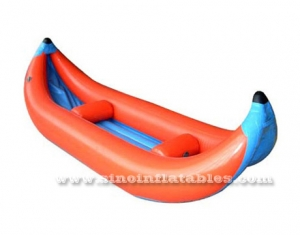 fishing or drifting 4 persons inflatable canoe