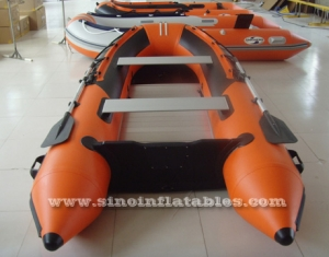 6 persons life rescue inflatable zodiac boat
