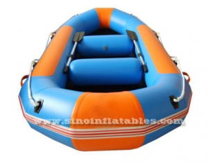 4 persons big beam inflatable river raft