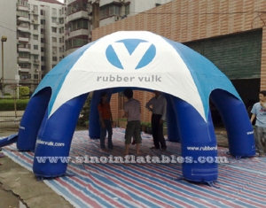 trade show inflatable tent