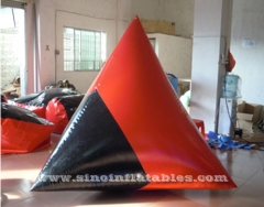 Archery tag dorito inflatable paintball bunker