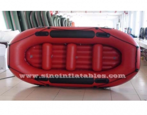 drifting N fishing inflatable kayak