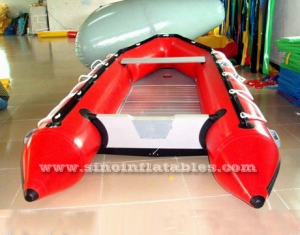 8 persons rescue charge inflatable dinghy boat