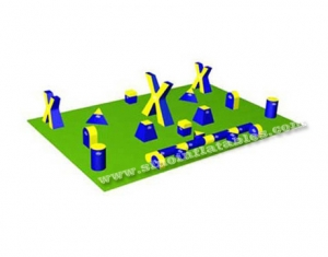 Laser Tag Arena Inflatable Paintball Bunker Sets